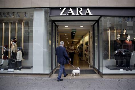 muslim woman wearing hijab denied entry  zara store  paris