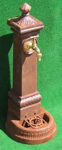 Wasserhahn Für Garten : nostalgischer standbrunnen mit wasserhahn 100cm rost garten passion ~ Watch28wear.com Haus und Dekorationen