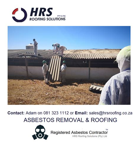 asbestos removal cape town asbestos roof removal cape