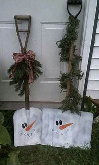 diy outdoor christmas decorations Diy Christmas outdoor decorations ideas - Little Piece Of Me