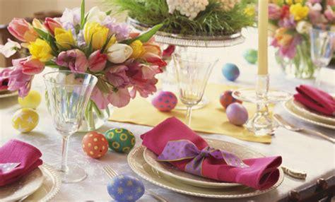 tavola  pasqua tante idee  decorarla  festeggiare