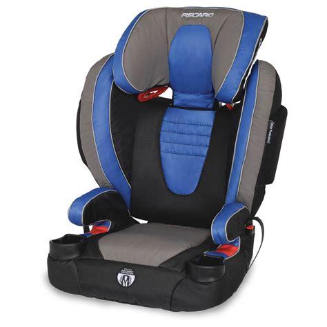 Recaro Performance Booster High Back Car Seat Ebay