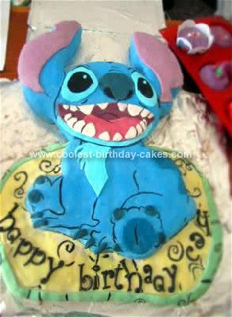 lilo  stitch cakes