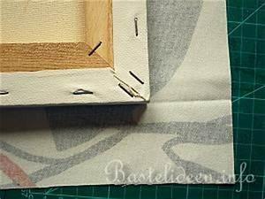 Rahmen Mit Stoff Beziehen : dekoration mit stoff bespannter keilrahmen ~ Markanthonyermac.com Haus und Dekorationen