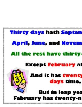 days hath september poem  beth ohlson tpt