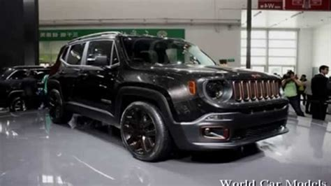 new jeep renegade black jeep renegade 2015 black 2 youtube