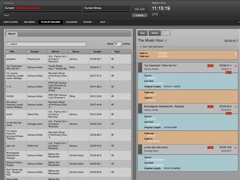 airtime sourcefabric  open source radio automation software unixmen