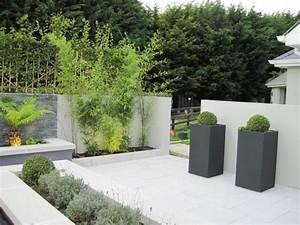 Petit Jardin Moderne : am nagement petit jardin quelques id es pour vous aider ~ Dode.kayakingforconservation.com Idées de Décoration