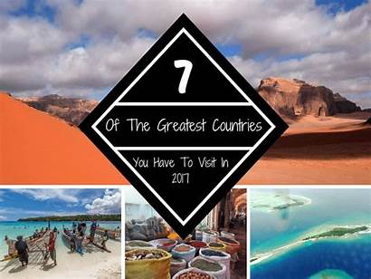Visit Countries Greatest