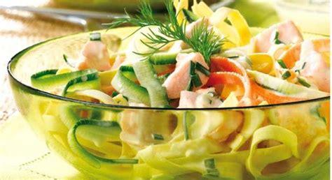 salade de p 226 tes 224 l italienne toutes les recettes et