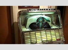 1956 Wurlitzer 1900 Jukebox The Sell It Now Store YouTube