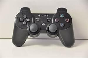 Genuine Sony Playstation 3 Ps3 Wireless Dualshock