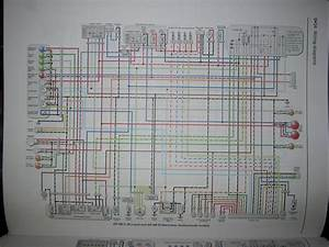 Anyone Have A Zx9r C1 Wireing Diagram