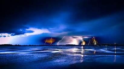 Lightning Storm Wallpapers Desktop Fantastic Wiki