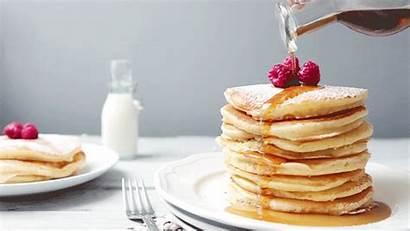 Pancakes Moelleux Crokmou Maison Pain Gifs Animes