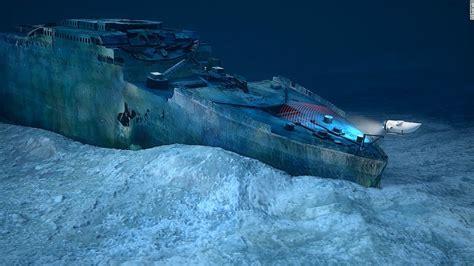 diving tours  titanic wreck site     cnn