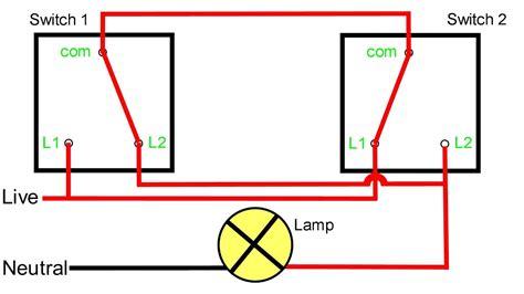 Way Light Switch Wiring Diagram Australia Online