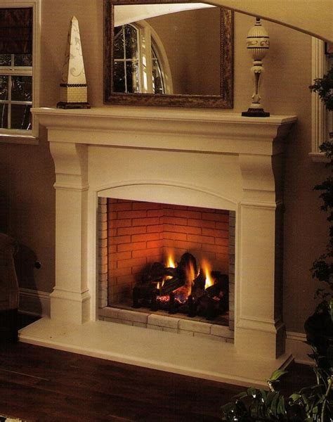 Nice Gas Fireplace Accessories #8 Gas Fireplaces With