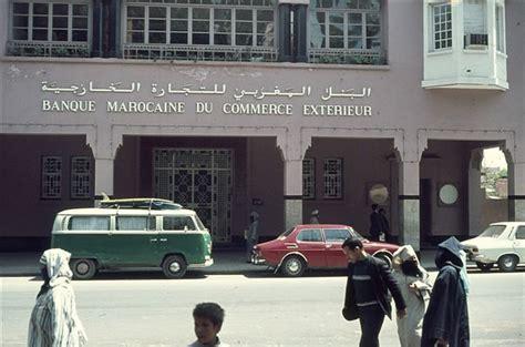 banque autrefois 192 marrakech mangin marrakech