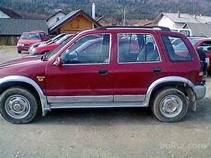 Kia Sorento In Sportage  Letnik 2003  215000 Km  Diesel