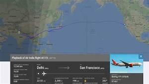 Air India claims title of world's longest flight for Delhi ...