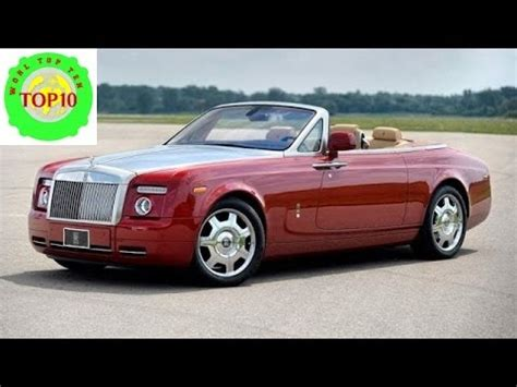 world top 10 rolls royce cars out of your price range