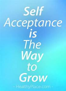 Best 25+ Self a... Daily Acceptance Quotes