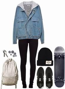 grunge skater girl clothes   Ropa   Ropa, Tendencias ropa ...