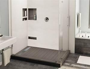 Dusche Bodengleich Selber Bauen : moderne dusche selber bauen neuesten ~ Michelbontemps.com Haus und Dekorationen