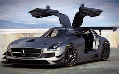 Mercedesbenz Sls Amg Wallpapers, Pictures, Images