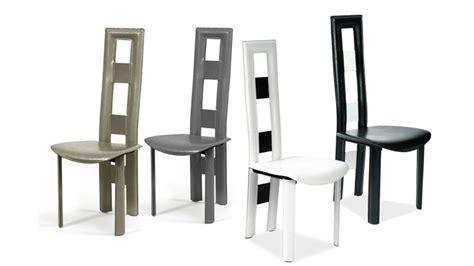 chaise haut dossier salle a manger chaise haut dossier salle a manger kirafes