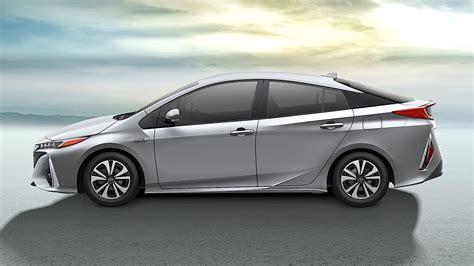 Toyota Prius Prime 2018 Autoevolution