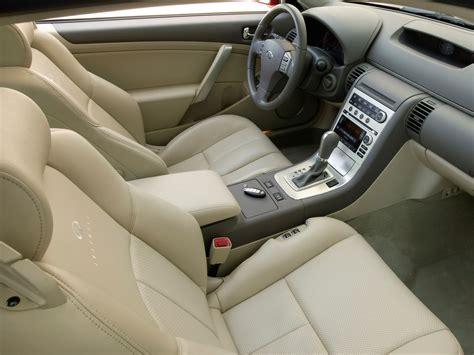 2006 Infiniti G35 Sport Coupe Interior 1280x960