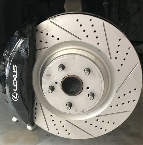 How Much Are New Brake Calipers by New Brakes Installed On F Sport Clublexus Lexus Forum