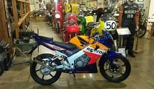 Thailand Spec  U2013 2004 Honda Cbr150r Repsol  U2013 Bike