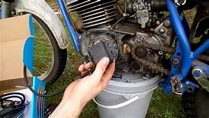 Ty250 Electronic Ignition Conversion