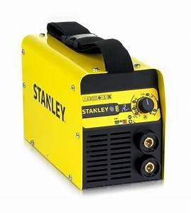 Poste A Souder Stanley : poste de soudure l 39 arc stanley achat vente de poste ~ Dailycaller-alerts.com Idées de Décoration