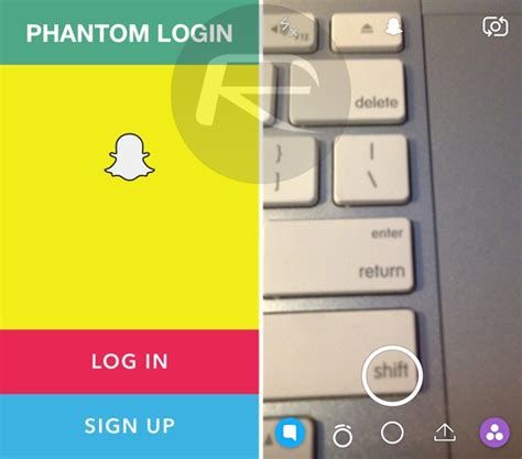 how to work snapchat on iphone phantom for snapchat ipa on ios 10 iphone no