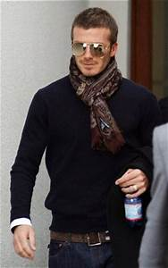 Men  Stylish Looks For Wearing Scarves