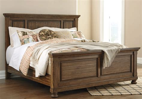 flynnter queen panel bedroom set louisville overstock