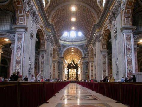 Quanto è Alta La Cupola Di San Pietro by Citt 224 Vaticano Visita Alla Basilica Di San Pietro
