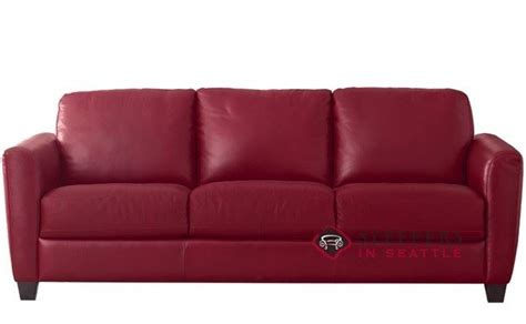 customize  personalize liro  queen leather sofa  natuzzi queen size sofa bed