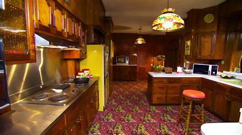 A look inside Elvis Presley?s kitchen in Graceland