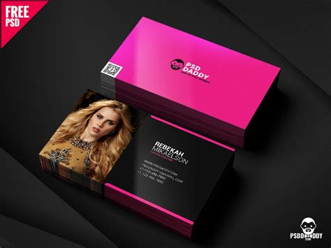 fashion designer business card  psd  mohammed asif
