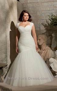 wedding dresses for chubby brides With curvy girl wedding dresses