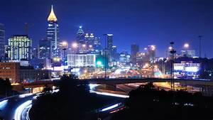 Stock Video Clip of Downtown Atlanta Georgia USA  Shutterstock