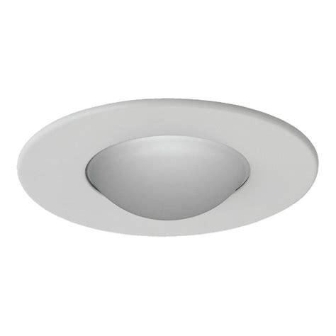 home depot recessed lighting trim progress lighting 11 5 in white square recessed lighting