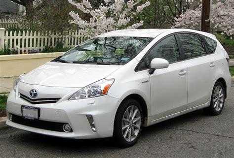 Toyota Prius by Toyota Prius V