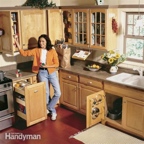 repair kitchen cabinets kitchen storage projects that create more space corner 1863