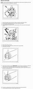 Need To Know How To Replace The Crank Position Sensor In A